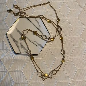 Ralph Lauren Gold Layered Necklace